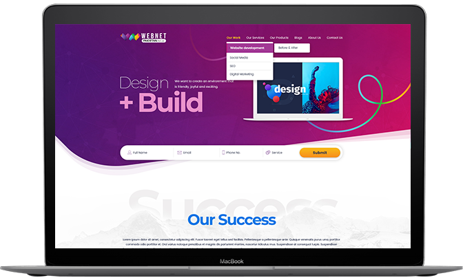 Website Design and Development Solution that is affordable