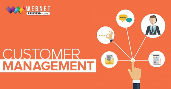 Customers' management