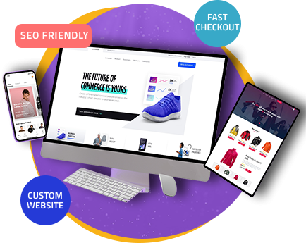 Custom Ecommerce Web Design Experts