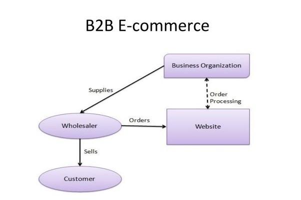 Experience in b2b marketplace development