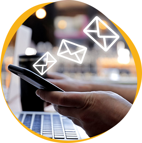 Reach your Targeted Audience  From our Email Marketing Services