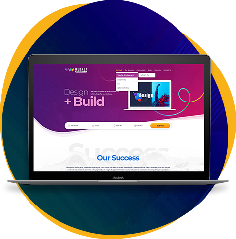 We make Award winning Corporate / Business Web Design