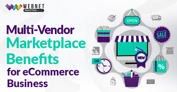 Multi-Vendor Marketplace Benefits for eCommerce Business