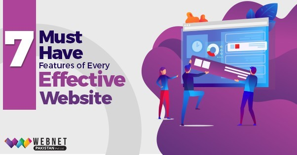 7 Must-Have Features of Every Effective Website