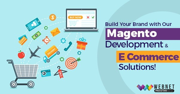 Build Your Brand with Our Magento Development and ecommerce Solutions!