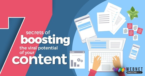 7 secrets of boosting the viral potential of your content