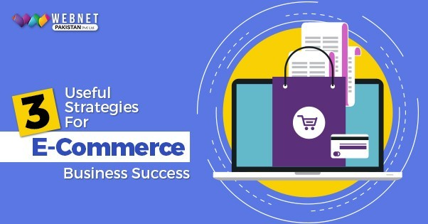 3 Strategies for Ecommerce Success