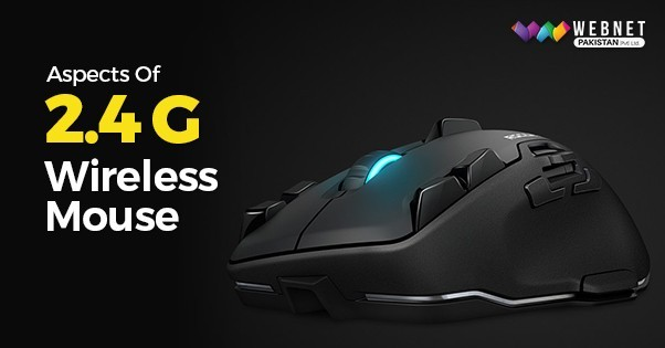 ASPECTS OF 2.4 G WIRELESS MOUSE