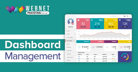Dashboard management