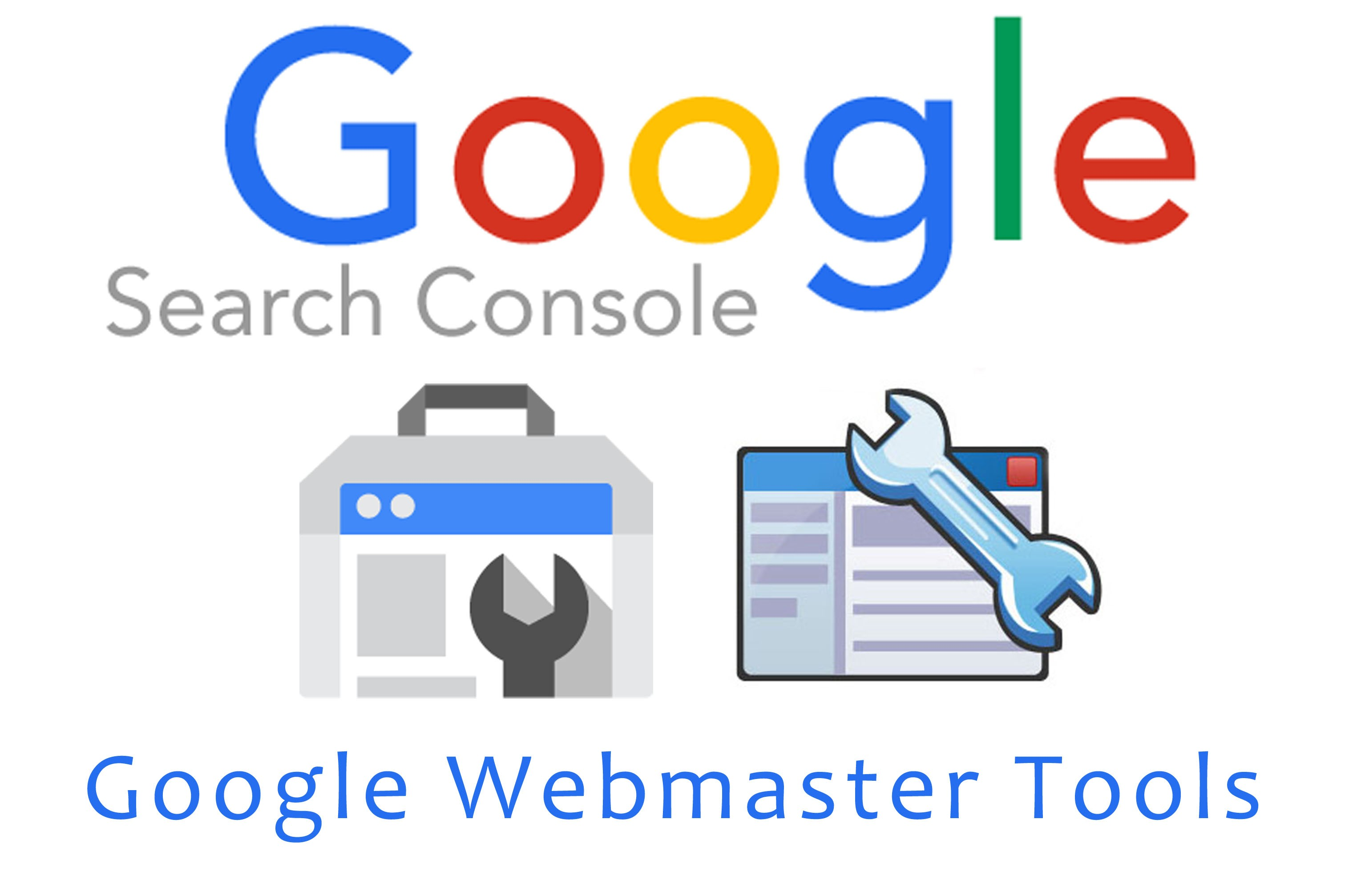 How to use Google Webmaster tool or Search Console to Submit Your Website URL