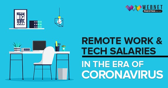 Remote Work And Tech Salaries in the Era of Coronavirus