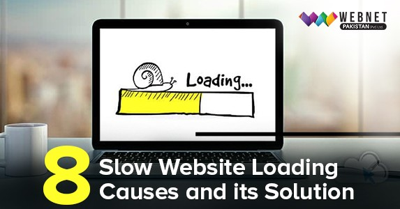 8 Slow Website Loading Causes and its Solution