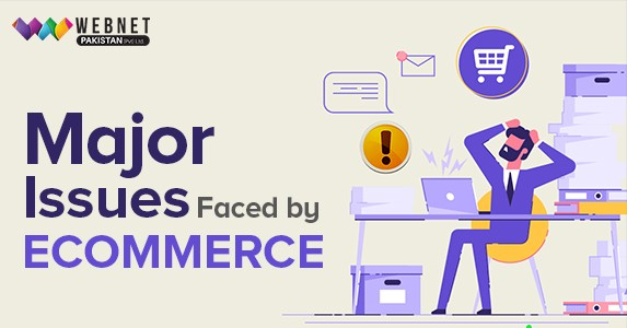Major Issues Faced by E-commerce
