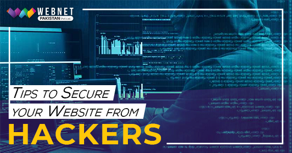 3 Tips to Secure your Website from Hackers