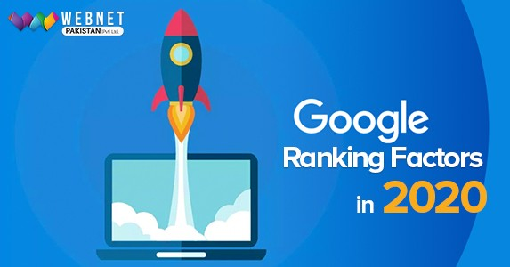 Google Ranking Factors in 2020
